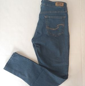Levi's Signature The Skinny Blue Jeans Misses 10 M
